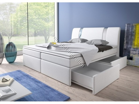 Boxspringbett RivaBox2 mit Bettkastenschubladen
