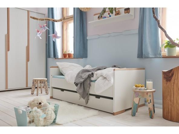 Kinderbett mit Schublade - Snap