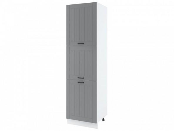 LORA SPD 6 Hochschrank mit drei Türen 60 cm