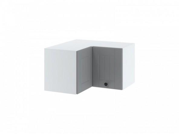 LORA WNPP 60/60/36 Hängeschrank| Eckschrank 60x60 cm| Höhe 36 cm| zwei Türen