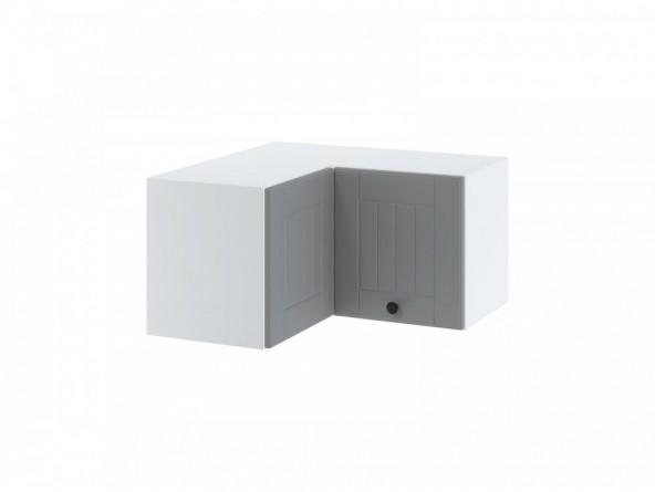 LORA WNPP 65/65/36 Hängeschrank| Eckschrank 65x65 cm| Höhe 36 cm| zwei Türen