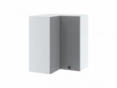 LORA WNPP 60/60/72 Hängeschrank| Eckschrank 60x60 cm| zwei Türen