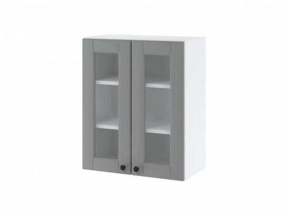 LORA WW 6/72 Hängeschrank 60 cm| zwei Türen mit Glas