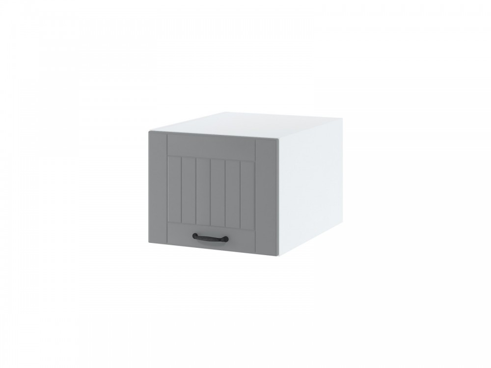 LORA WOG 45/36/58 Aufsatzschrank für Hochschränke 45 cm| eine Klapptür