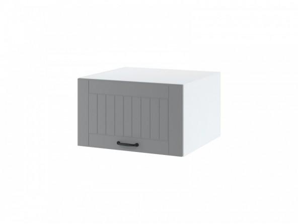 LORA WOG 6/36/58 Aufsatzschrank für Hochschränke 60 cm| eine Klapptür