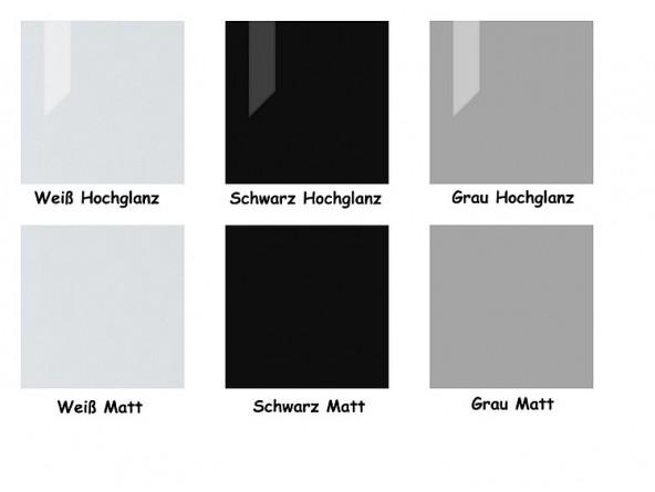 Farben der Fronten