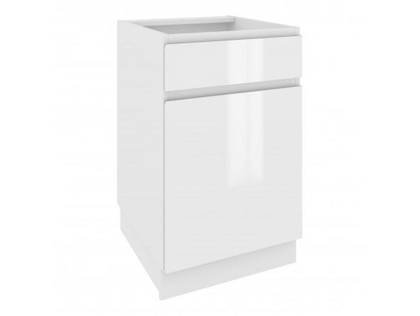 CAMPARI DS 5/1 Unterschrank 50 cm, eine Schublade und eine Tür