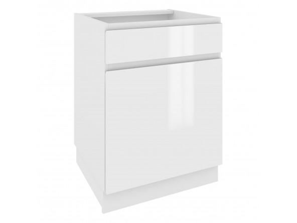 CAMPARI DS 6/1 Unterschrank 60 cm, eine Schublade und eine Tür
