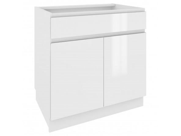 CAMPARI DS. 8/1 Unterschrank 80 cm, eine Schublade und zwei Türen