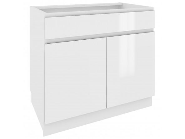 CAMPARI DS. 9/1 Unterschrank 90 cm, eine Schublade und zwei Türen