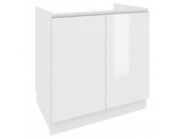 CAMPARI DZ 8 Spülenunterschrank 80 cm, zwei Türen