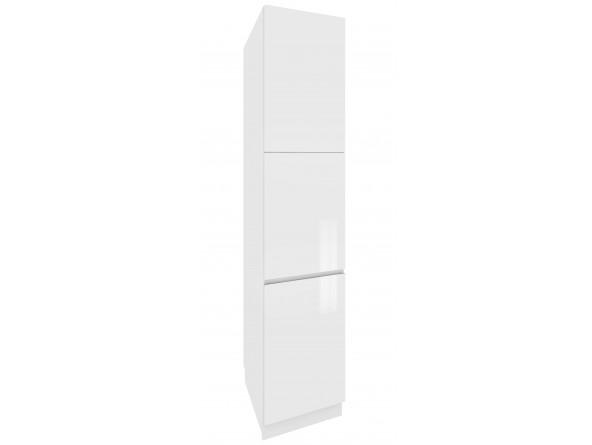CAMPARI SPD4 Hochschrank mit drei Türen 40 cm
