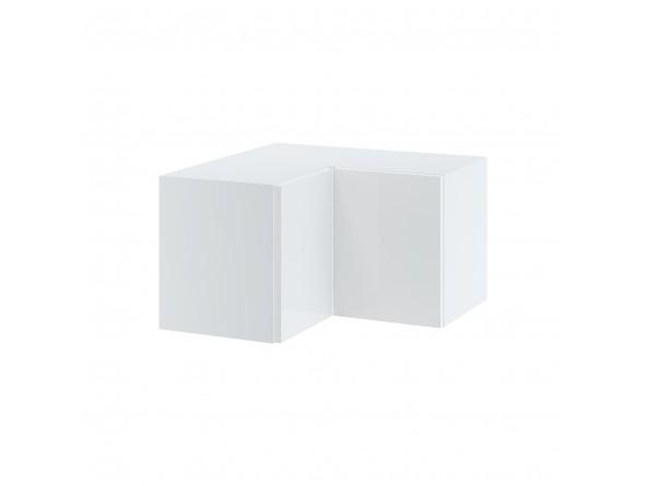 CAMPARI WNPP 60/60/36 Hängeschrank, Eckschrank 60x60 cm, Höhe 36 cm, zwei Türen