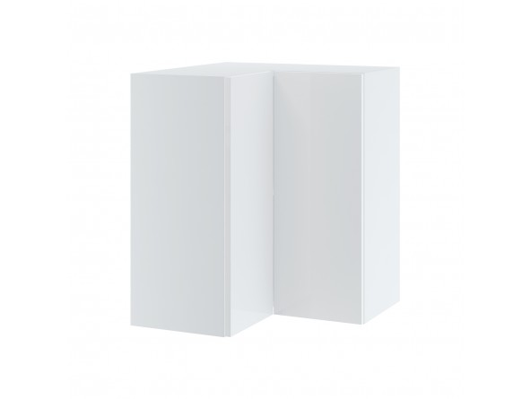 CAMPARI WNPP 60/60/72 Hängeschrank, Eckschrank 60x60 cm, zwei Türen