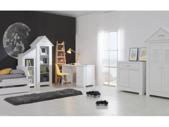 Jugendzimmer Marseille MDF von Pinio Beispielkonfiguration