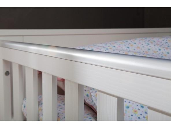 Kombibett Blanco 140x70 cm - Details