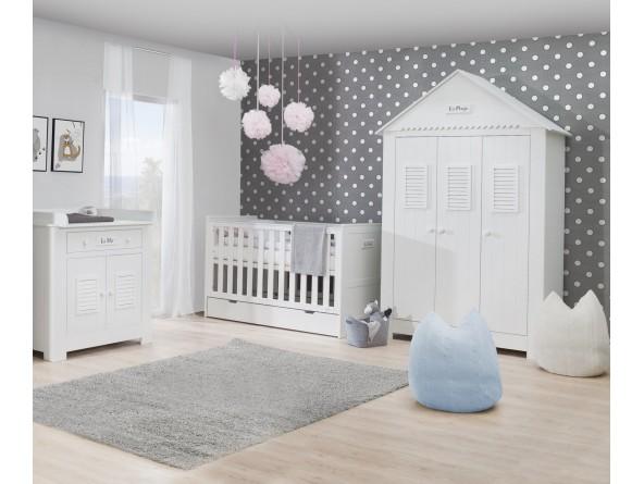 Kinderzimmer Marseille - MDF - Beispiel