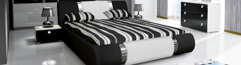 Moderne Betten, Polsterbeten mit Bettkaten und Lattenrost online bestellen